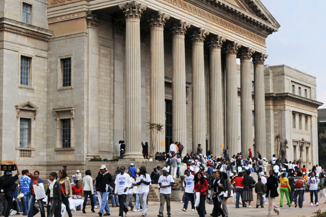 University of the Witwatersrand - Wits University